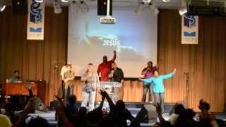 "DC3 Praise Team ""No Other Name"" Todd Dulaney"
