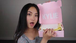 a mini kylie cosmetics haul