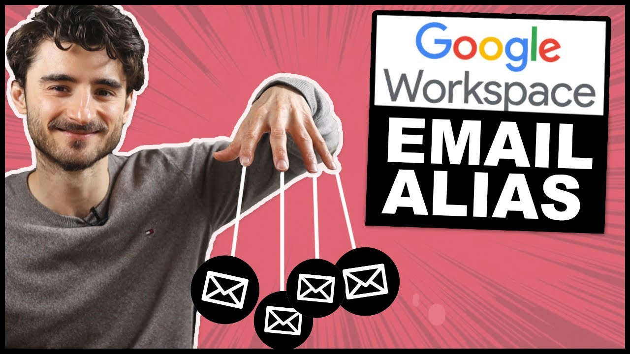 Google Workspace Email Alias: Add FREE Additional Email Addresses in G Suite