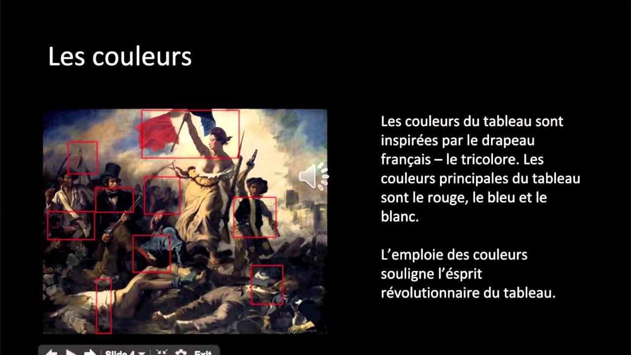 la liberte guidant le peuple C naudin – cpaien royan – janvier 2015 1/5 ressource objet-charte articles liberté égalité fraternité laïcité « la liberté guidant le peuple » d.