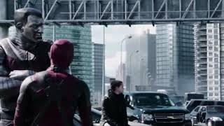 Смешные моменты из фильма дэтпул