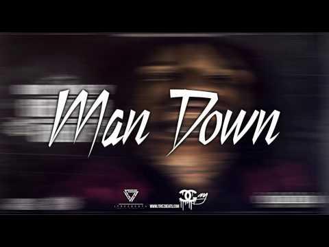 """Man Down"" Instrumental (Gino Marley, Fredo Santana, Tarentino Type Beat) [Prod. by @ITrezBeats]"