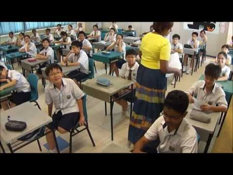 The epic PSLE video.