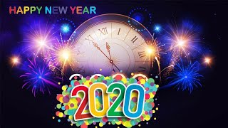 Happy New Year Clock 2020 Countdown Wishes Messages Gif Greetings New WhatsApp Status 2020
