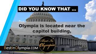 Capitol building in Olympia | Best In Olympia | Olympia WA