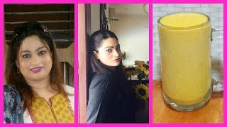 WEIGHT LOSS DINNER RECIPE | Lose Weight Fast & Get Glowing Skin with Healthy Smoothie