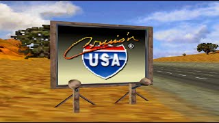 Nintendo 64 Longplay [051] Cruis'n USA