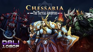 Chessaria: The Tactical Adventure PC Gameplay 1080p 60fps