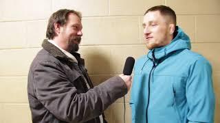 """Brett Johns on Aljamain Sterling fight """"It"""