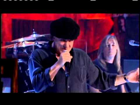AC DC performs Rock and Roll Hall of Fame inductions 2003
