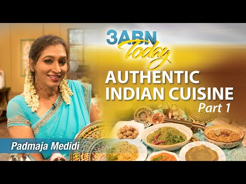 "3ABN Today Cooking - ""Authentic Indian Cuisine, part 1"" with Padmaja Medidi (TDYC018023)"