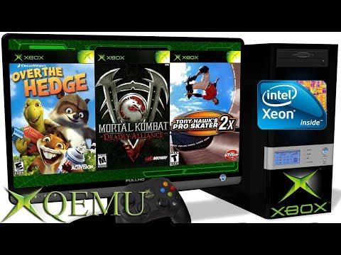 XQEMU 1.0.71 [Xbox Original] - Multi Test 4 [Gameplay] + New Launcher #4