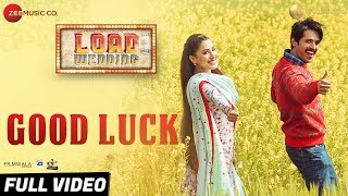 Good Luck -  | Load Wedding | Fahad Mustafa & Mehwish Hayat | Asrar Shah & Tehreem Muneeba