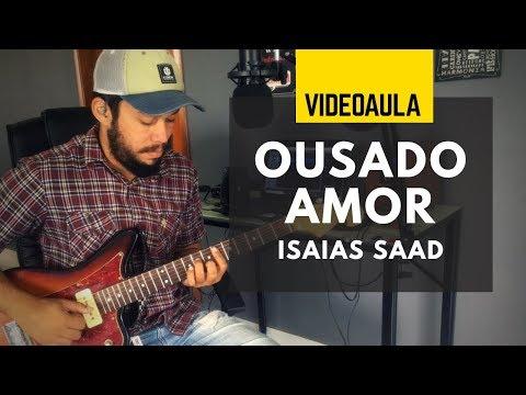 Reckless Love // Ousado Amor    Video Aula    Guitarra