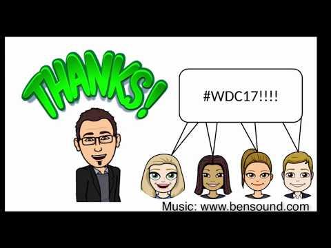 Innovator WDC17 Application