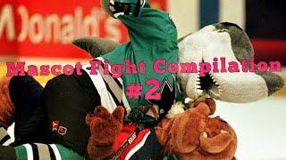 Mascot Fight Compilation #2!