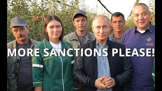 REMARKABLE GROWTH! Putin: Russia's Agriculture Is A Driver Of The Russian Economy