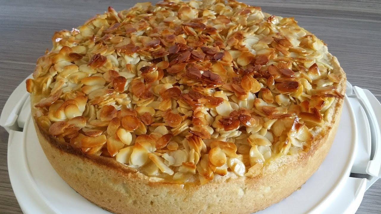 Apfel bienenstich kuchen apfelkuchen youtube - Youtube kuchen ...