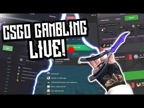 CS:GO GAMBLING & GIVEAWAYS!