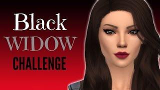 Black Widow Challenge: Sims 4 | Part 4 | First Wedding