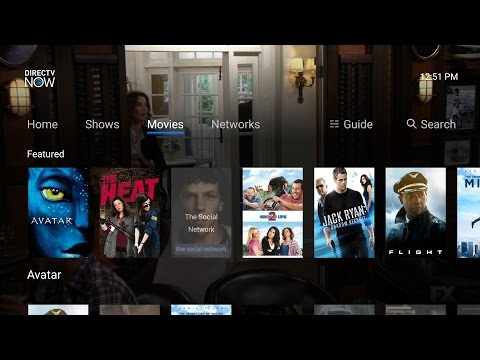 DirecTV Now Review - 60+ channels for $35 per month