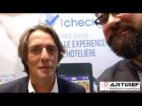 Pierre Lafon présente 1check