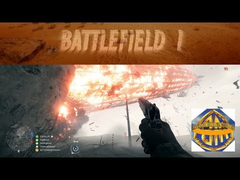 MOST EPIC World BATTLEFIELD 1 EA GAMES© - Pro Gameplay HD ☼
