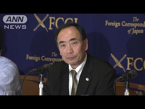 森友学園・籠池理事長が会見1(17/03/23)
