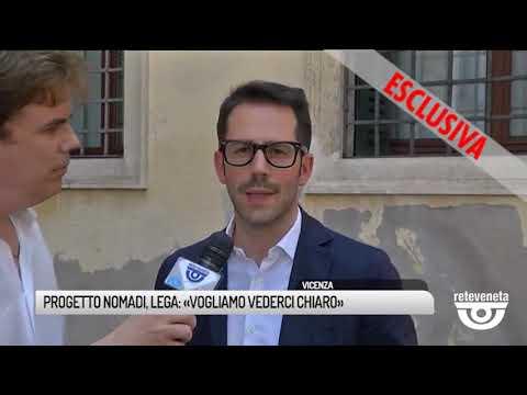TG VICENZA (19/06/2019) - PROGETTO NOMADI, LEGA: �...