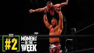 FULL MATCH: Lance Archer vs Eddie Kingston | AEW Dynamite