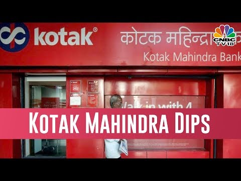 Kotak Mahindra Bank Falls Over 4% On Block Deals; ING May Have Sold Stake