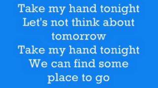 Take My Hand by Simple Plan with lyrics I OWN NOTHING but the video...