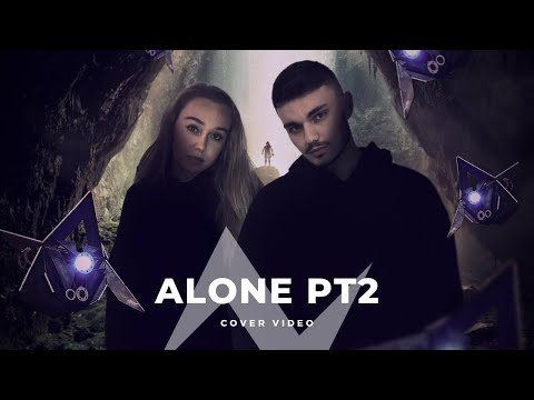Albert Vishi & Ane Flem - Alone Pt.2 (Cover)