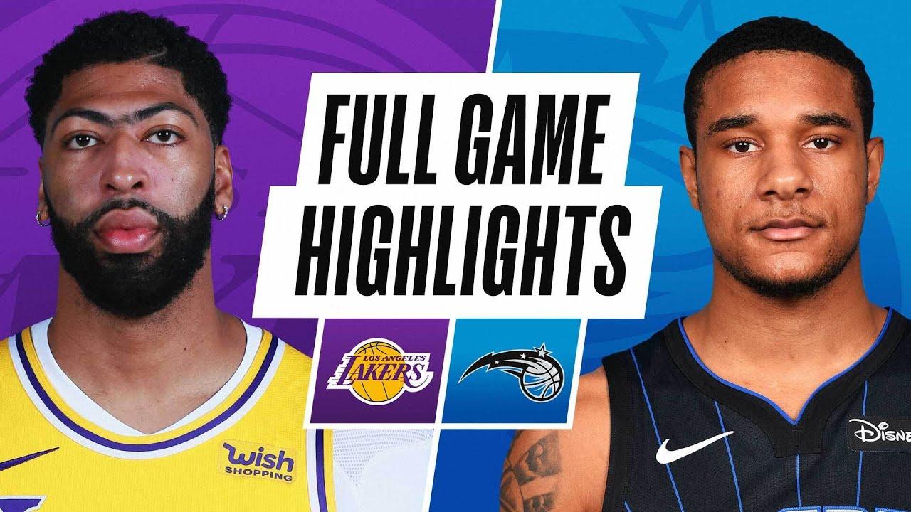 Lakers vs. Magic - Game Recap - April 26, 2021 - ESPN