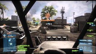 Battlefield 3 Gulf of Oman Gameplay (PS3)