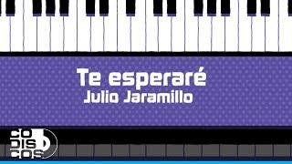 Te Esperaré, Julio Jaramillo - Video Letra