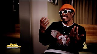 Andre 3000 talks Acting, Jimi Hendrix, Outkast, Hip Hop, Touring, Clothing Line + Much More
