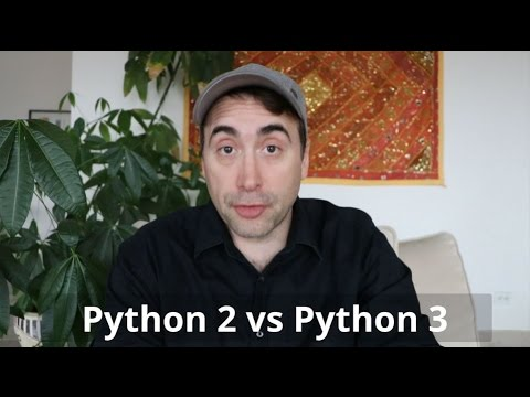 Learning Python 2 or Python 3?