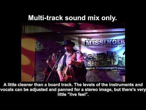 Sound mix sample video