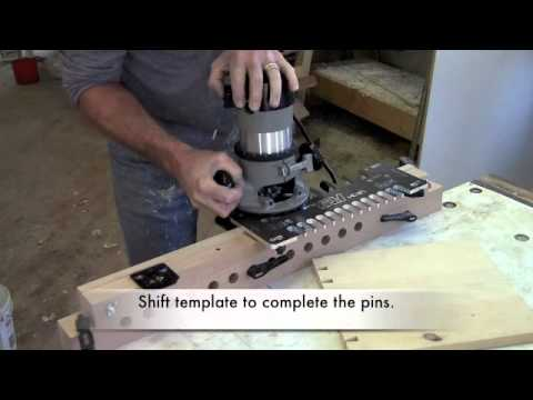 Leigh isoloc hybrid dovetail templates for Leigh isoloc hybrid dovetail templates