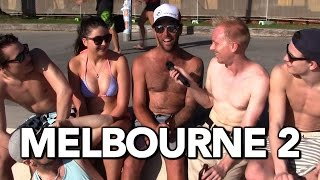 Joe Goes To AUSTRALIA: MELBOURNE (Part 2 of 4)