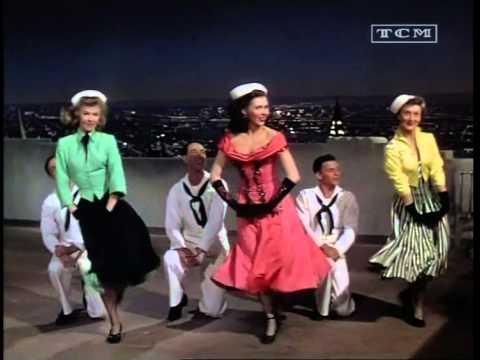 On the town - Frank Sinatra - Gene Kelly - 1949