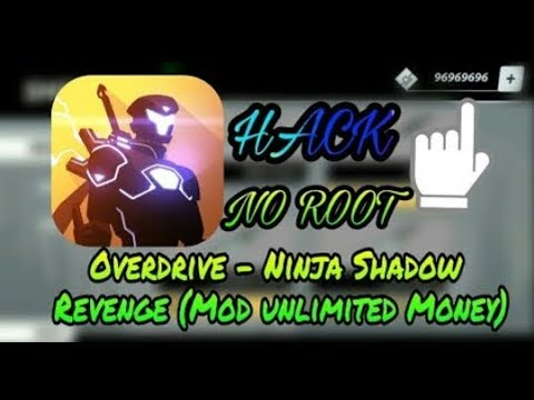 download game overdrive ninja shadow revenge mod apk terbaru