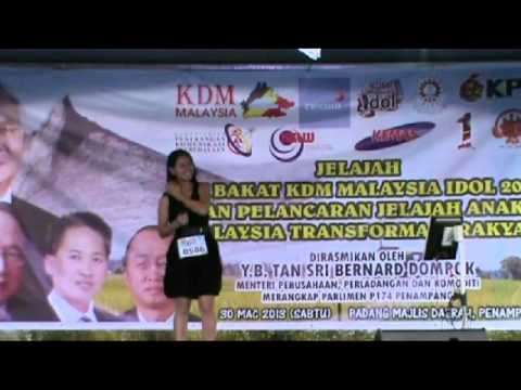 PPANG AUDITION 586 -9G Judith Doulip-Telipok