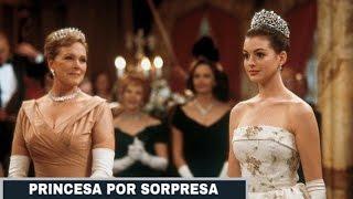 Princesa por sorpresa pelicula completa en castellano