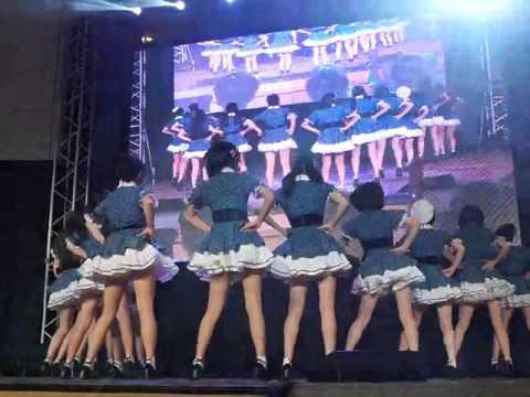 AKB48 Team 8 at Cool Japan Festival 2015
