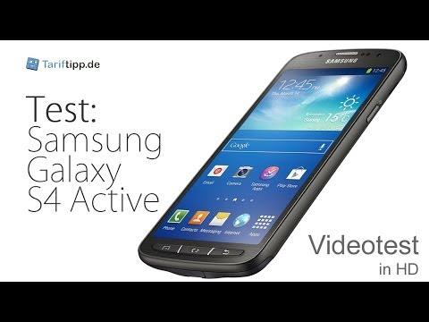 Samsung Galaxy S4 Active | Test in deutsch (HD)