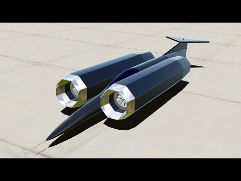 WORLD'S FASTEST LAND VEHICLE! (Simple Planes #6)