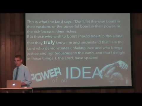 Glen Hughes - The Power Of An Idea