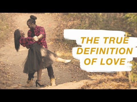 The Definition Of Love From A Hebraic Perspective